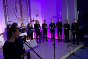 55853463 580468252363636 6240739222282567680 n 300x200 Muzyczne Wieczory na Wzgórzu św. Stanisława Kostki  koncert pasyjny 31 marca 2019 r.